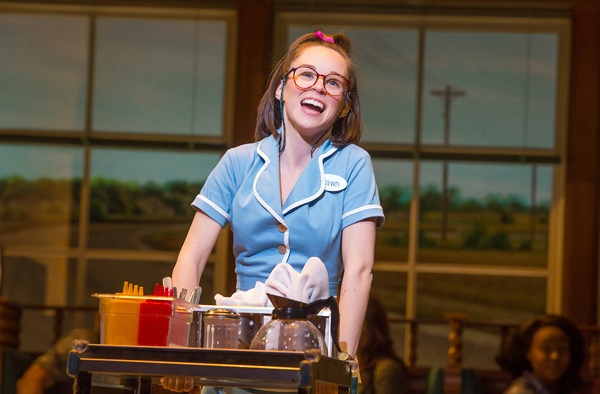 waitress broadway shows 2019