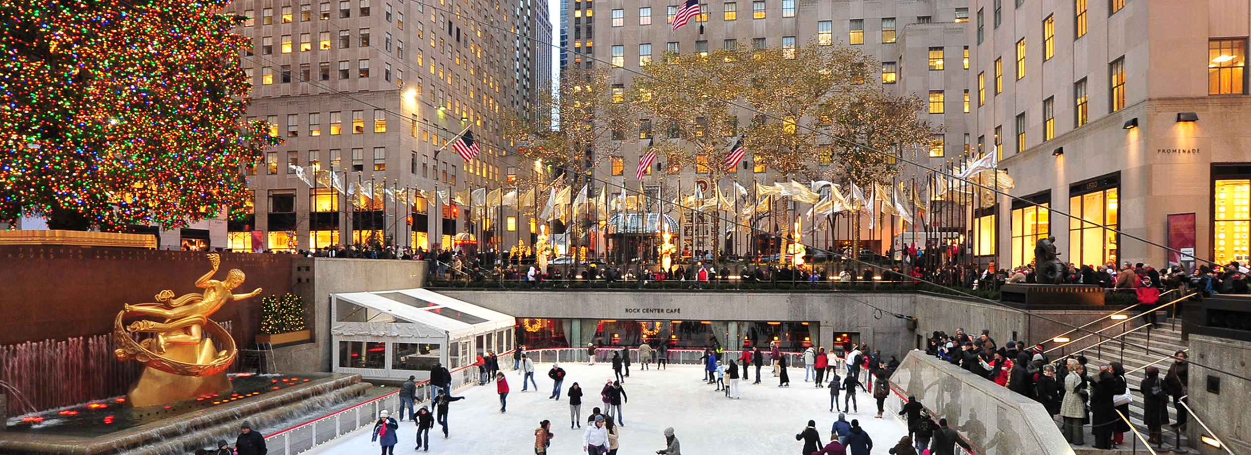 Skate Your Way Through New York: 13 of the City\'s Best Rinks - What ...
