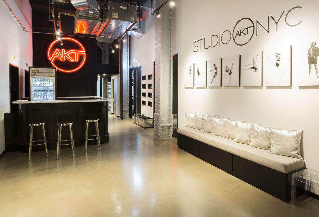 AKT In Motion Nomad Studio (Courtesy of AKT)