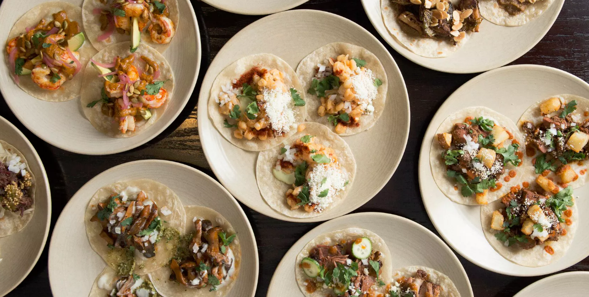 Mapping New York's Tastiest Tacos - What Should We Do™