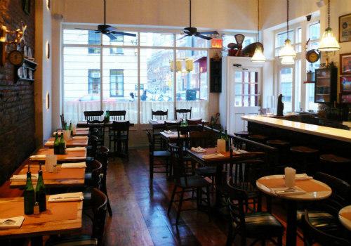 best restaurants west village