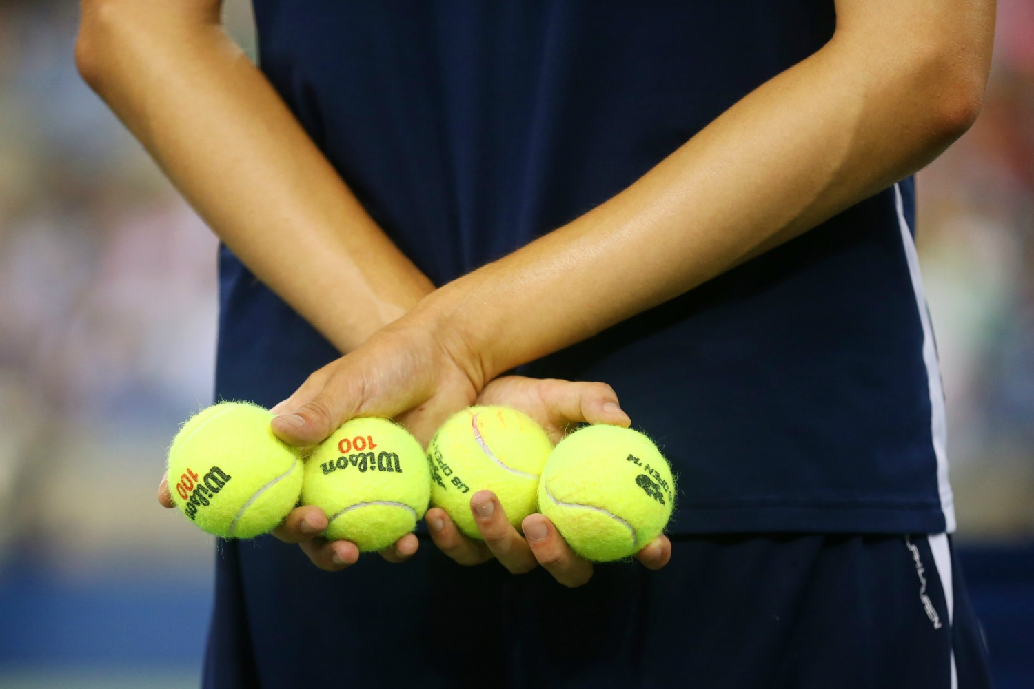 6bf08020e Confessions of a U.S. Open Ball Person - What Should We Do™