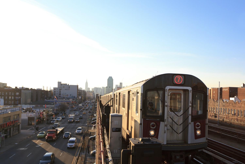 7 subway line