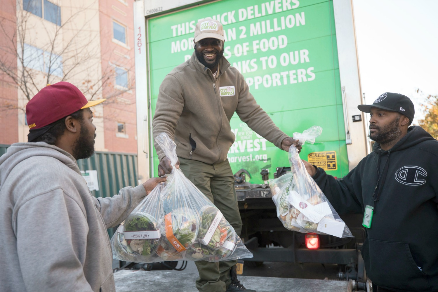 city harvest giving tuesday