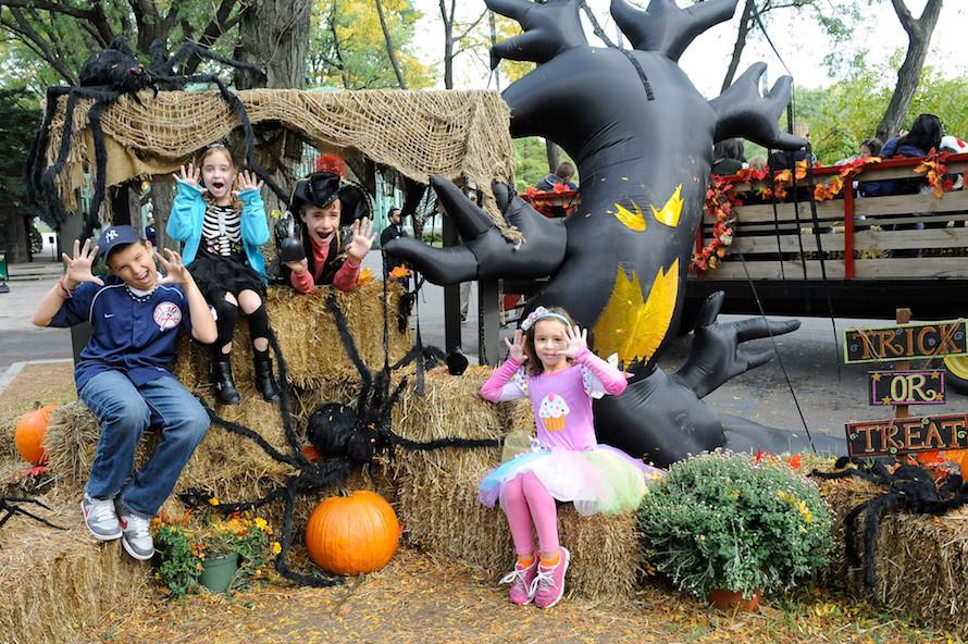 halloween events kids nyc