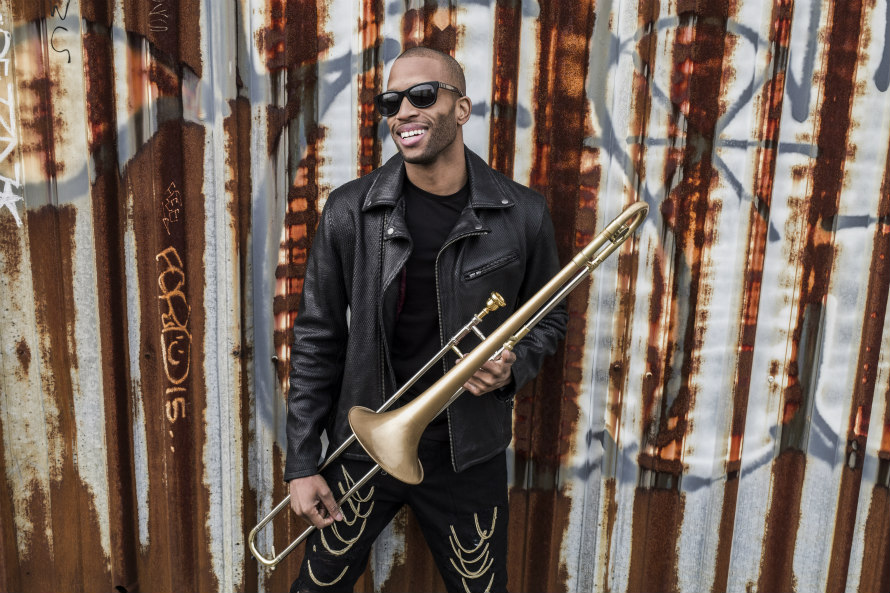 trombone shorty concert