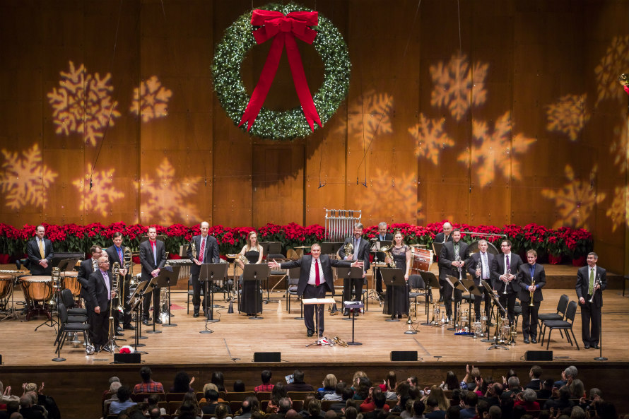holiday concerts nyc