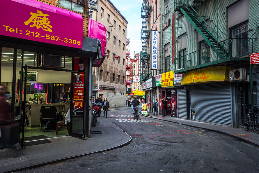 chinatown Manhattan