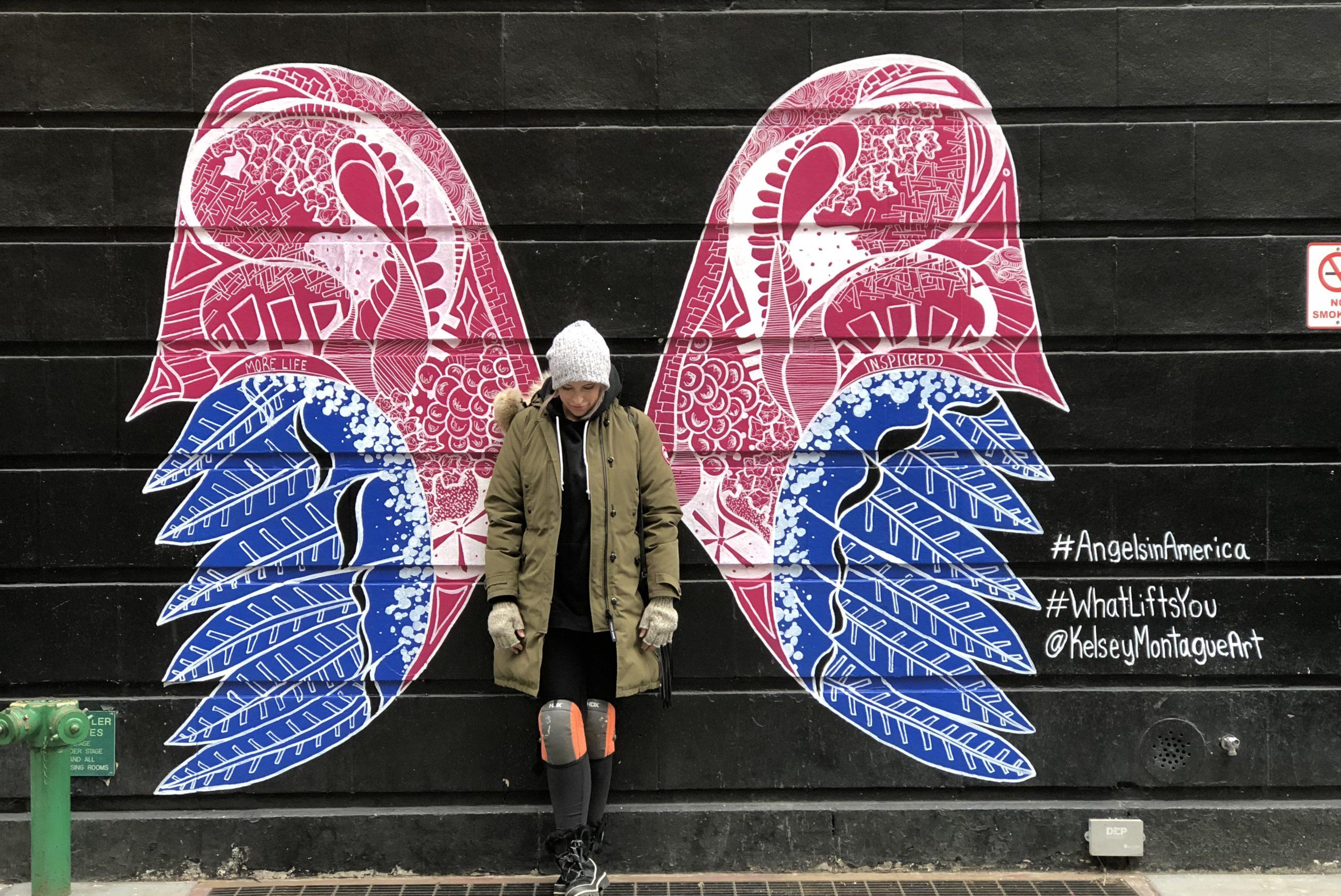 Kelsey Montague Wings