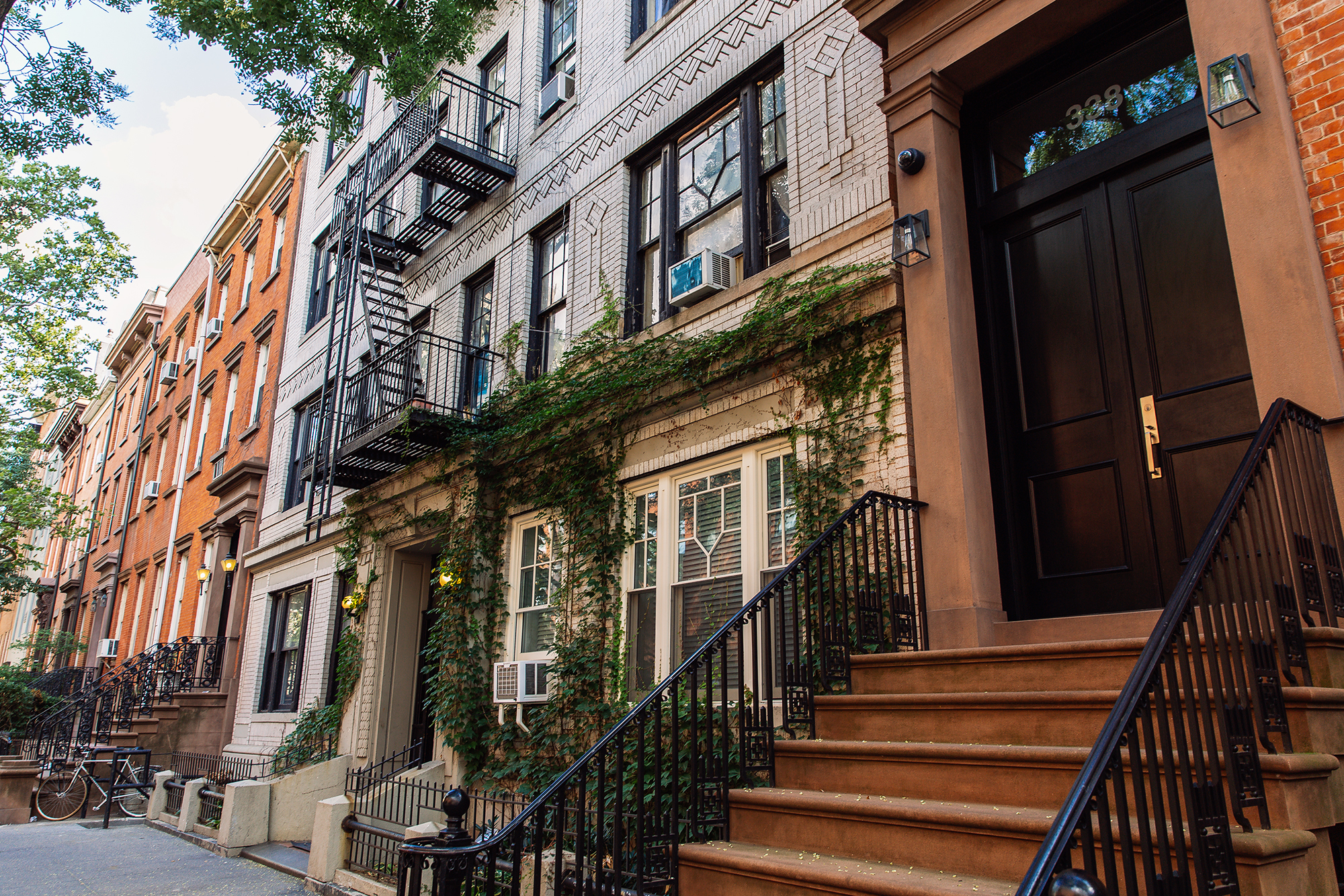Townhouses-22nd-St-Chelsea-NYC