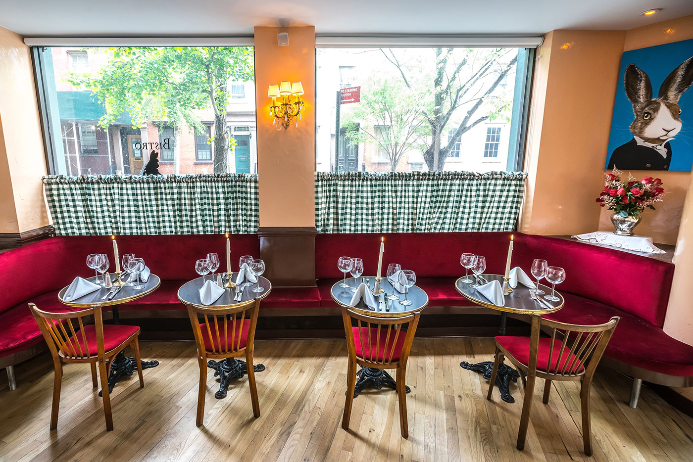 Bistro Pierre Lapin best French restaurants in NYC