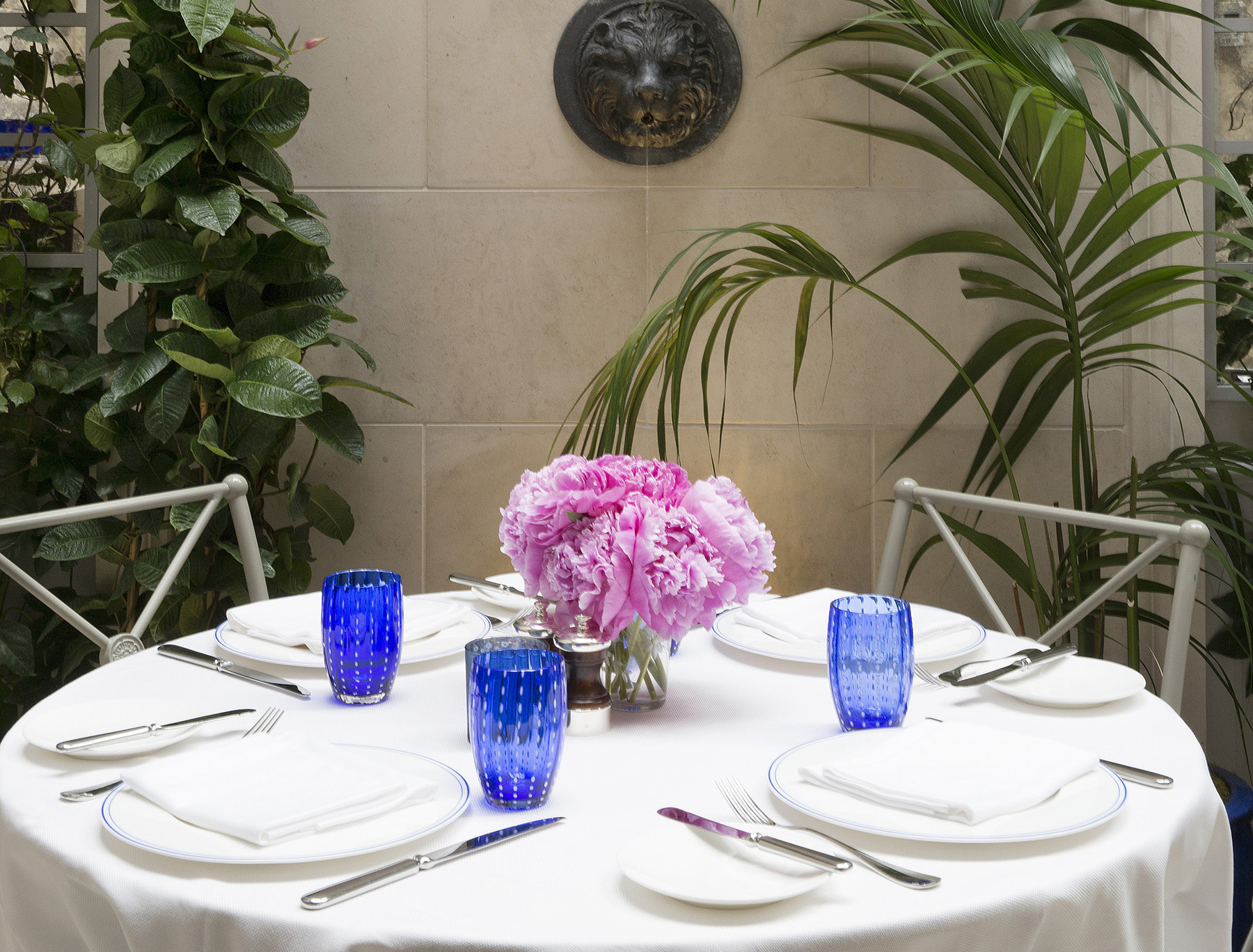 Majorelle best French restaurants in NYC