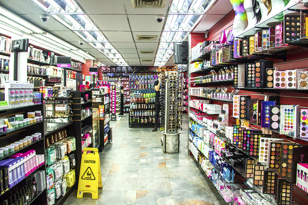 The Addictive Aisles Of Ricky S New York S Iconic Beauty Supply Store