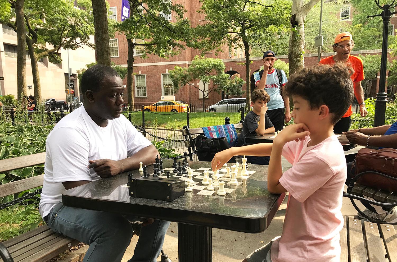nyc chess