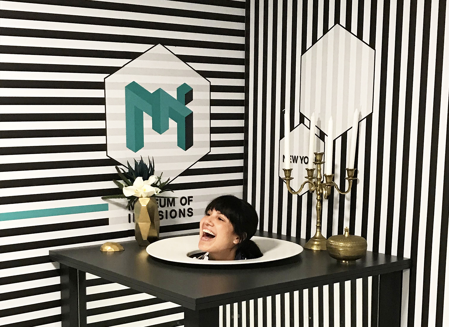 The Museum of Illusions is an Immersive Experience Worth