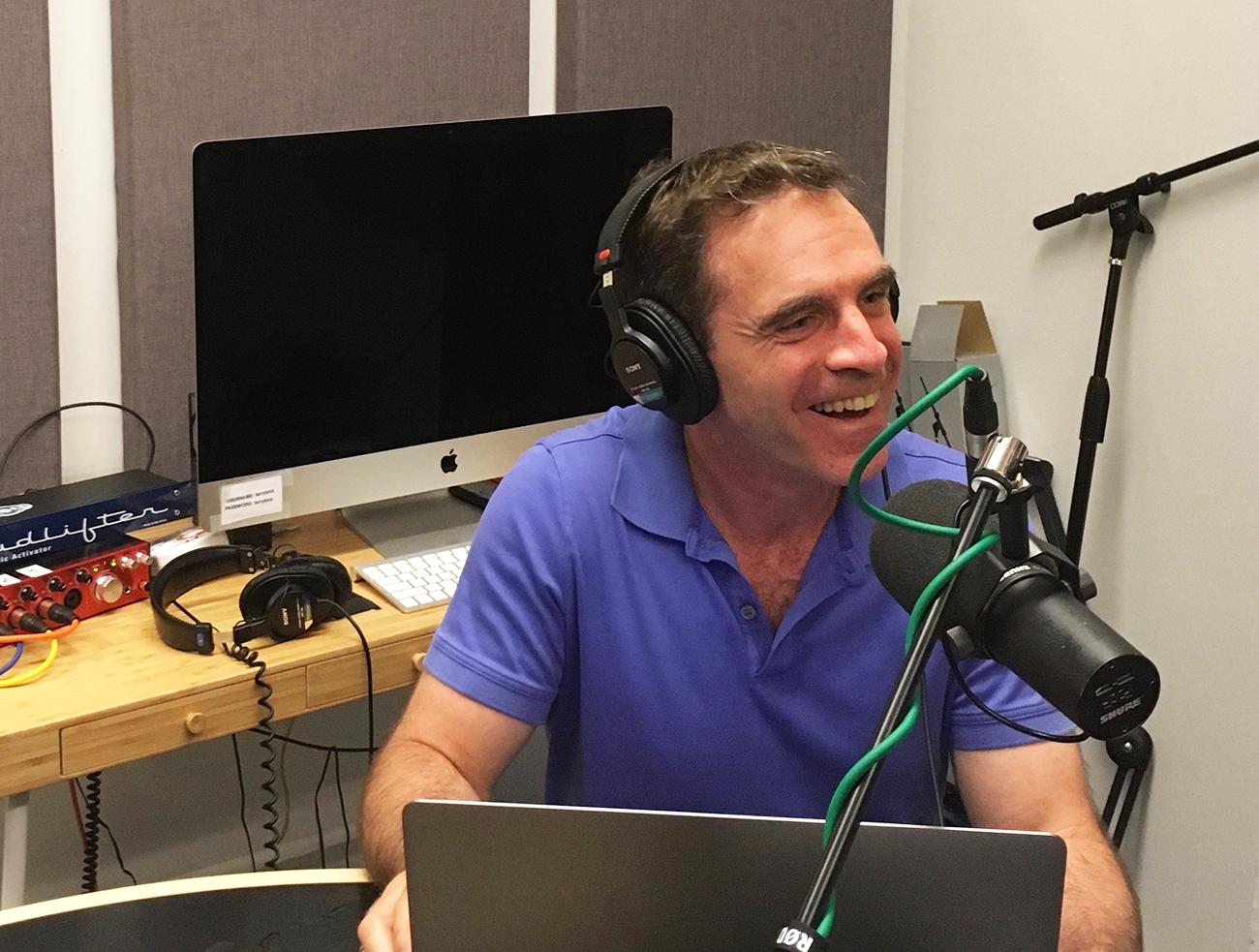 Portrait Podcast LGBTQIA
