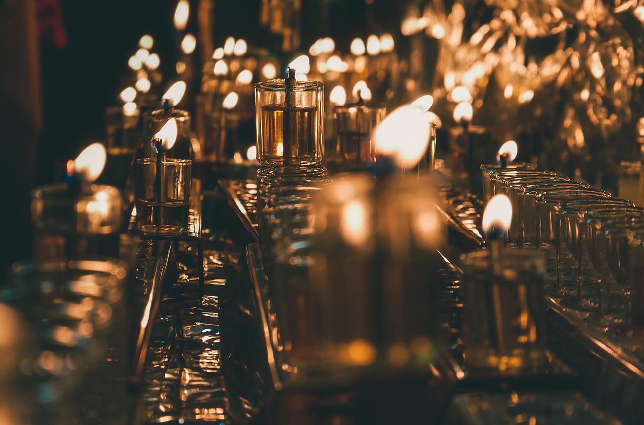 Candles Lighting Chanukah Windsor Terrace Brooklyn