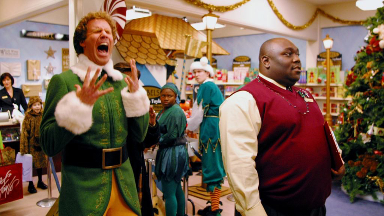 Movie Theater holiday film
