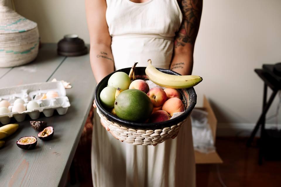 Food Culture Women Do