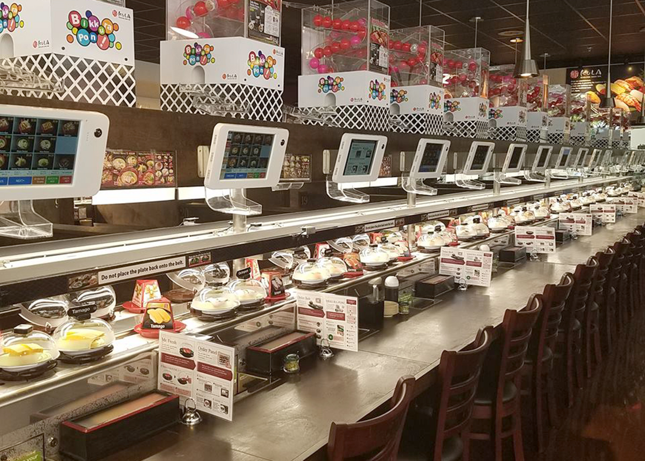 Eat Food Do Sushi los angeles with kids