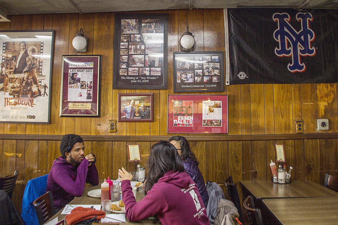 tina's restaurant