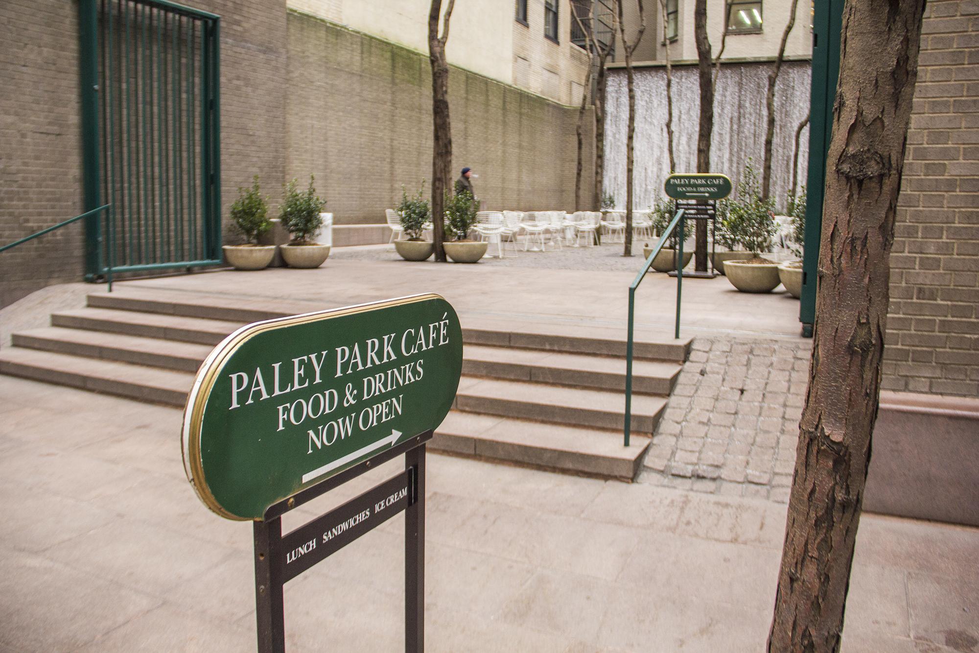 Paley Park Zen New York