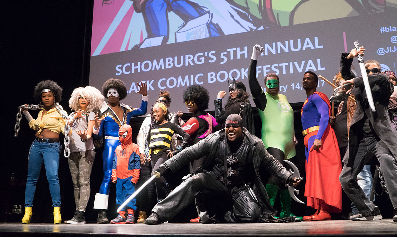 schomburg center mlk weekend