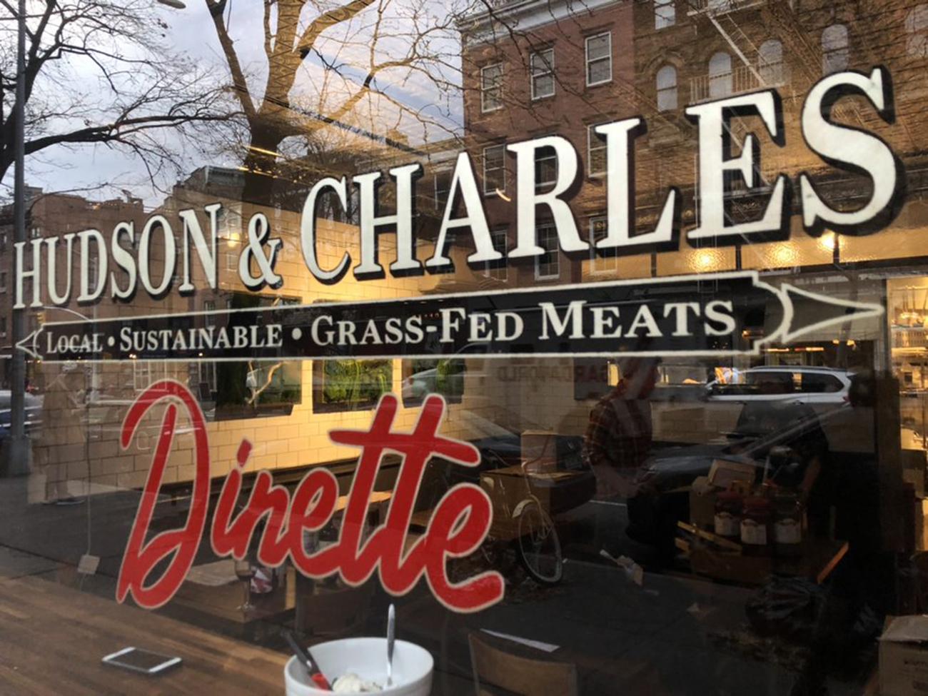 Hudson & Charles Dinette