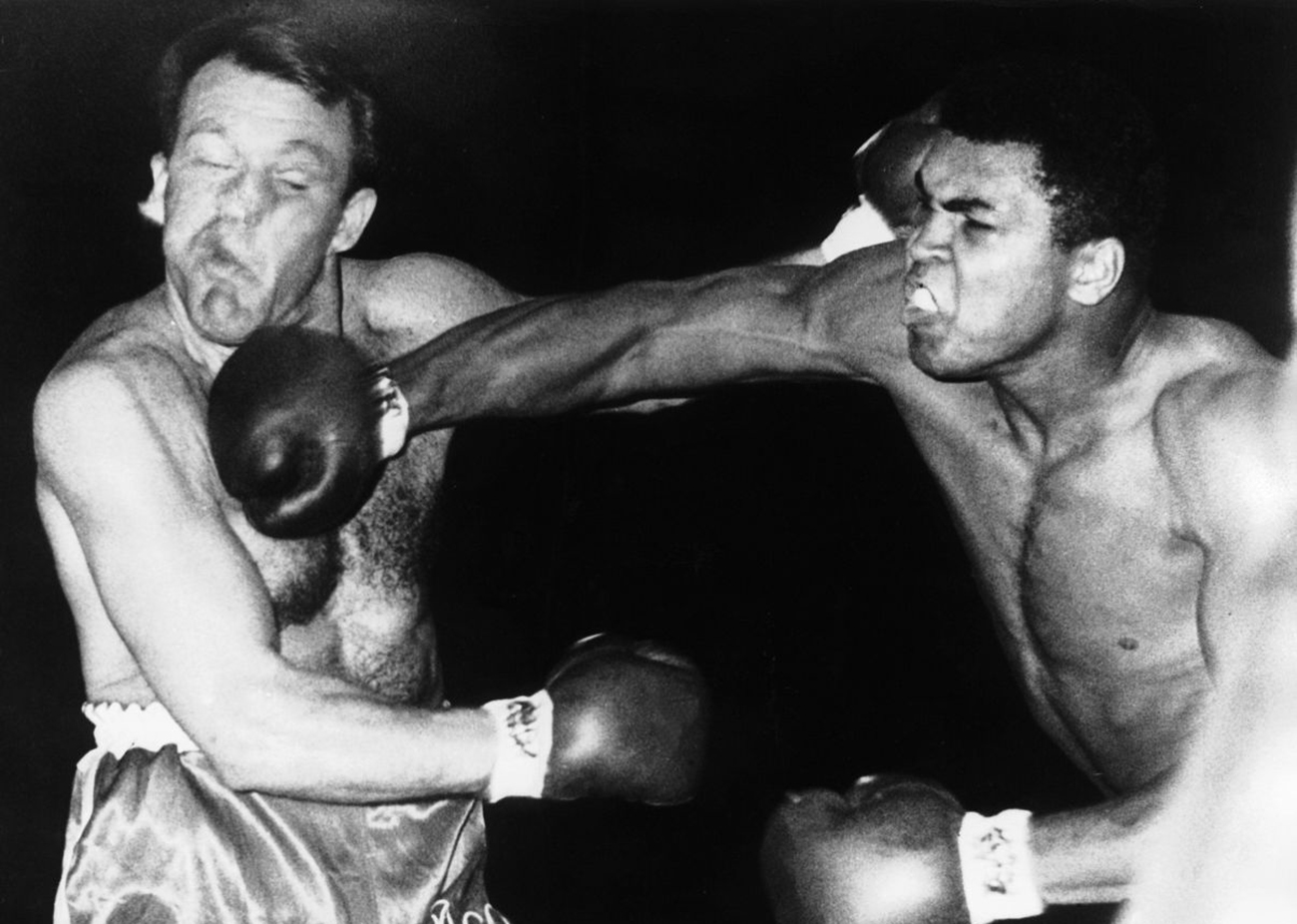 muhammad ali prizefighting