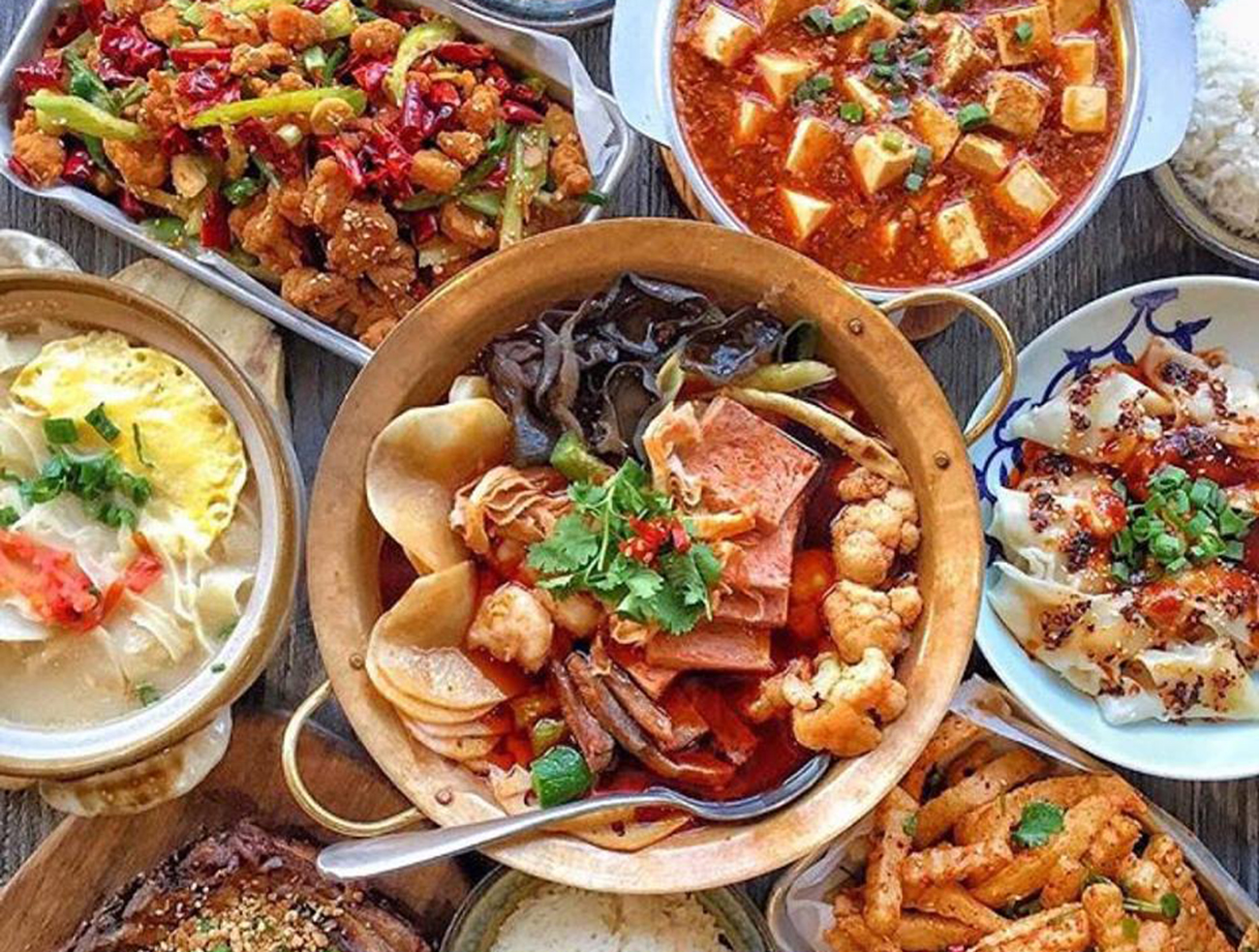 Chengdu Street Food Party - What Should We Do™