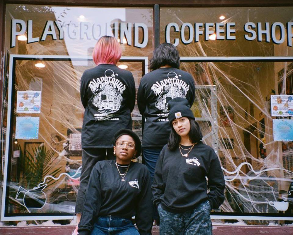 playground coffee shop best coffee shops