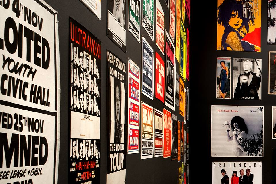 punk rock music museum of art and design