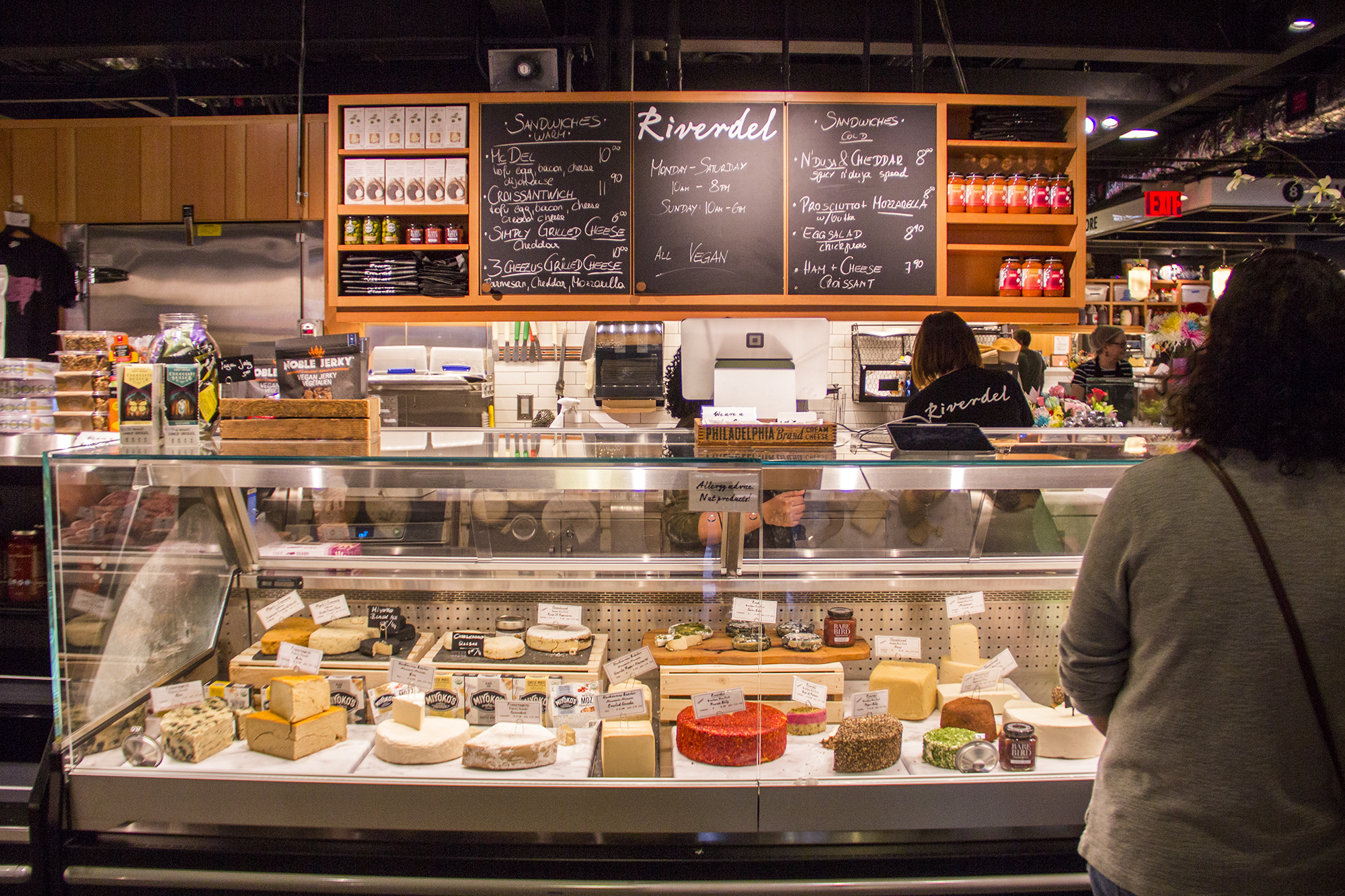 Essex Market The 7 Best Things To Eat At The Market S New Home