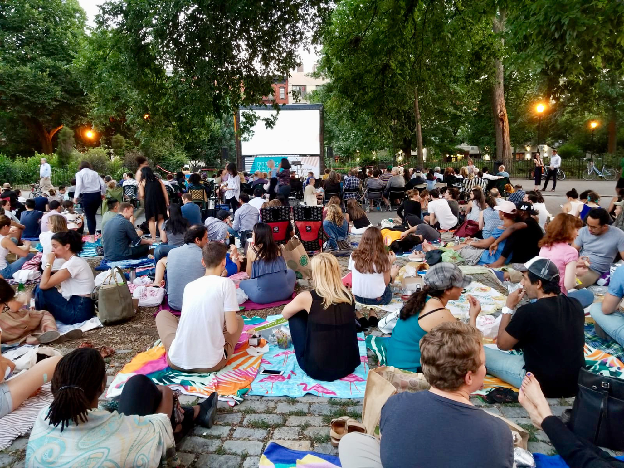 Image result for 2019 ImageNation Outdoors Film & Music Festival nyc