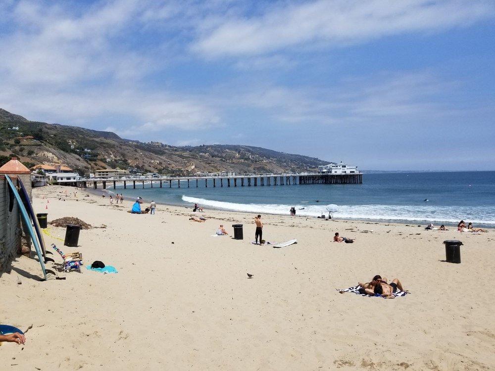 best beaches in la