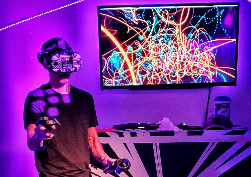 jump into the light virtual reality arcades