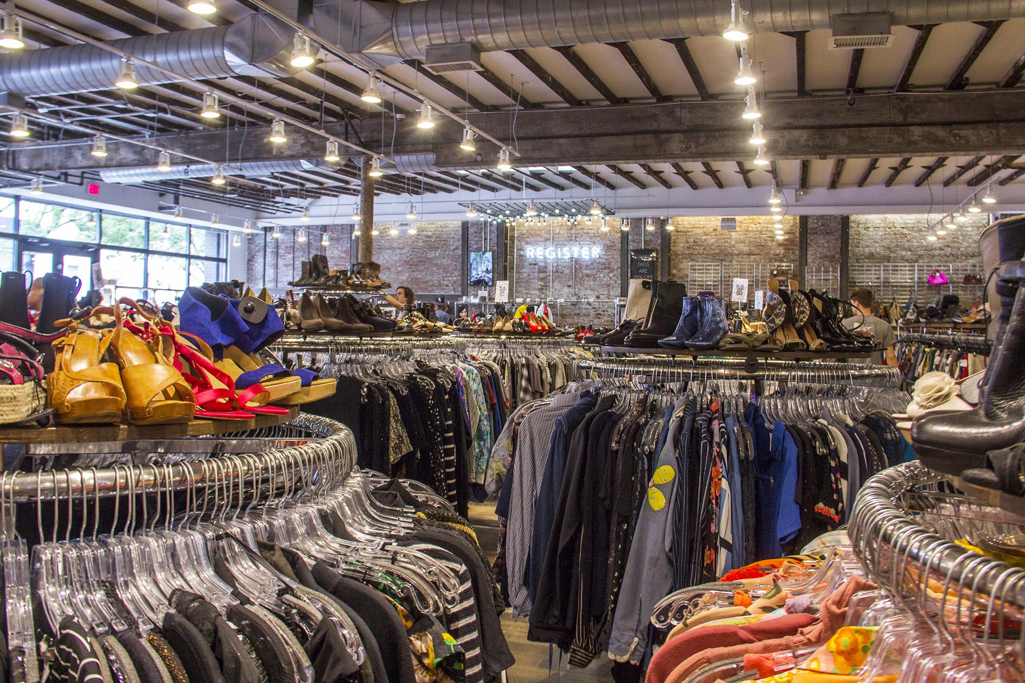 beacon's closet vintage stores nyc