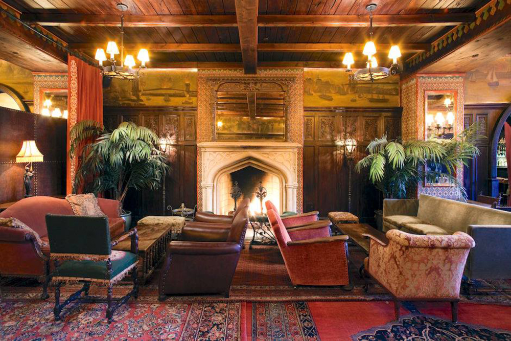 bowery hotel bars fireplaces nyc